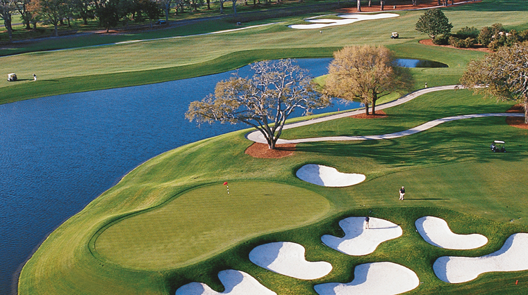 The Sea Island Golf Club Retreat Course