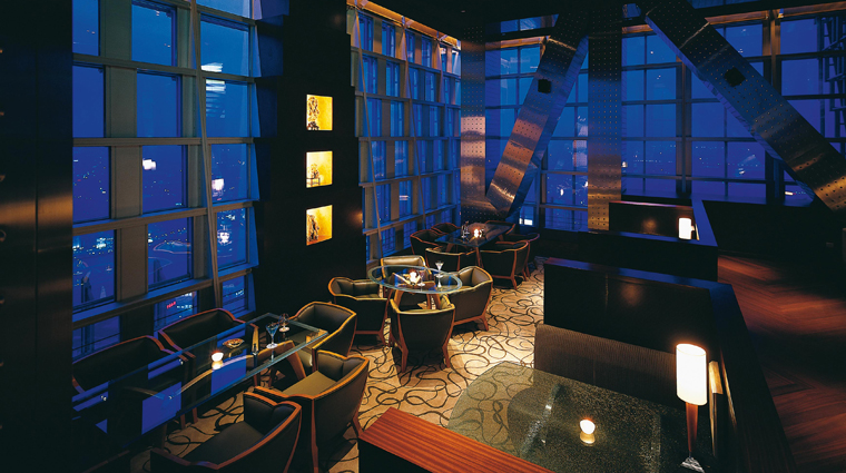 Grand Hyatt Shanghai Cloud 9