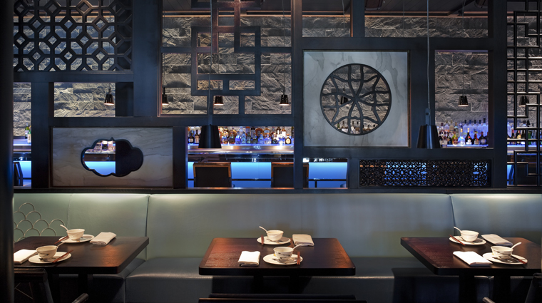 Hakkasan Miami Dining Room