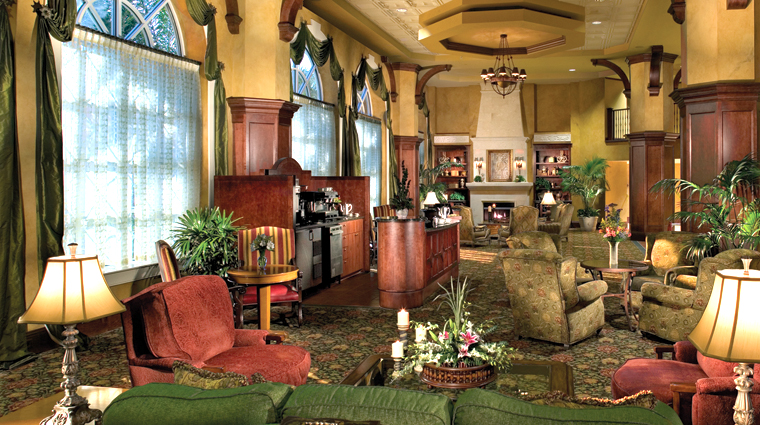 Hammock Beach Resort Lobby