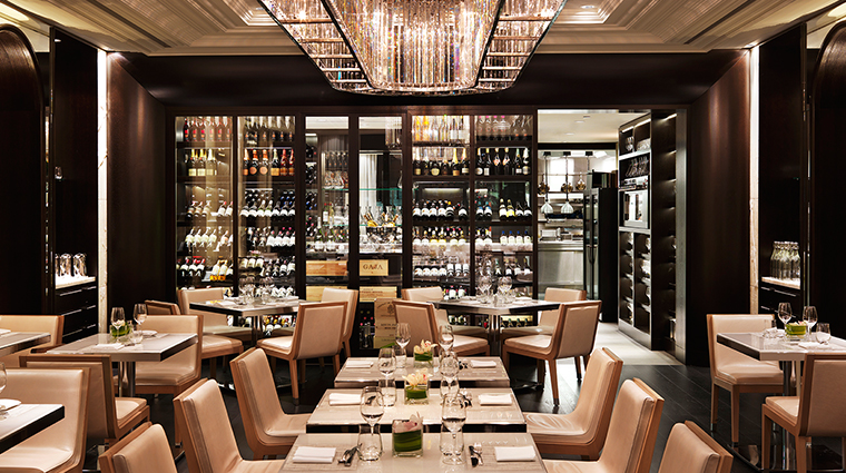 Hawksworth Restaurant Dining Tables