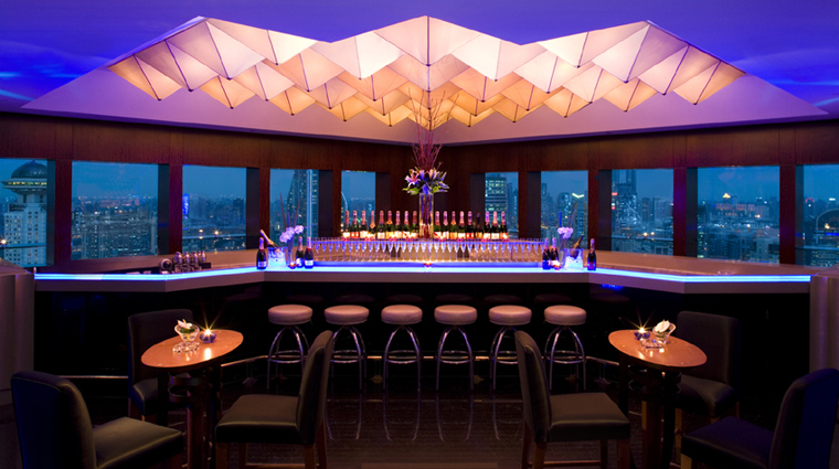 JW Marriott Hotel Shanghai at Tomorrow Square JW's Bar Lounge