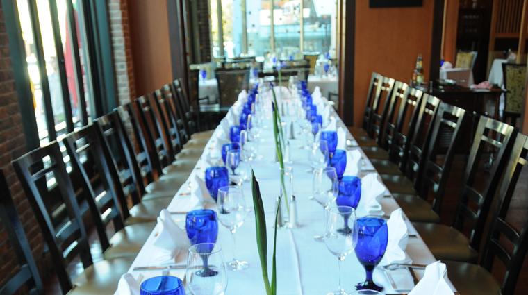 Jill's Restaurant at St Julien Hotel & Spa Private Dining