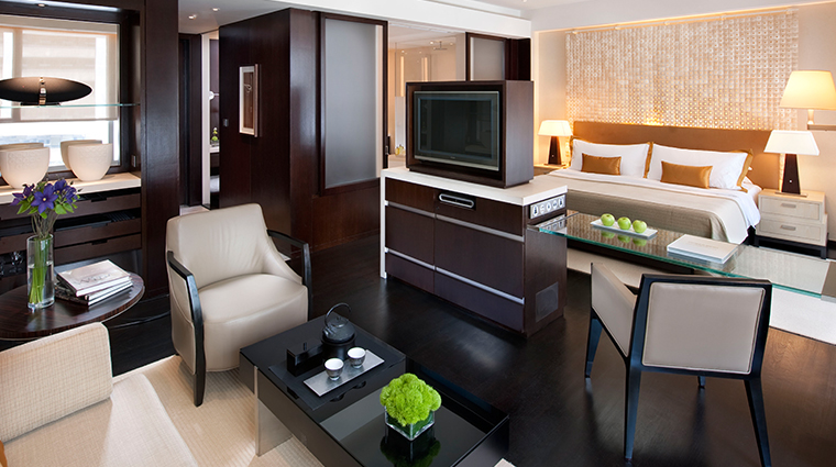 The Landmark Mandarin Oriental, Hong Kong Executive Suite