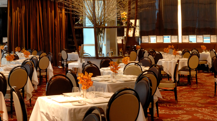 Le Cirque New York Dining Room