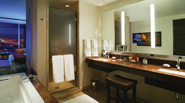 M Resort Spa Casino Resort Room Bath