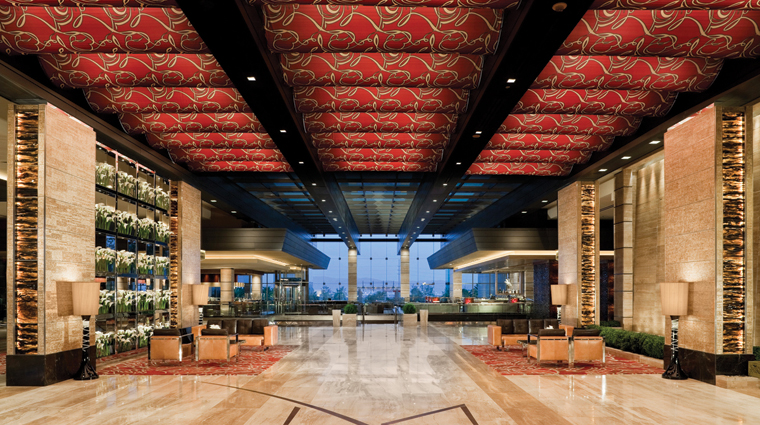 M Resort Spa Casino Lobby