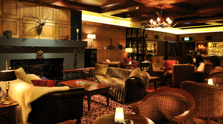 The Macallan Whisky Bar & Lounge