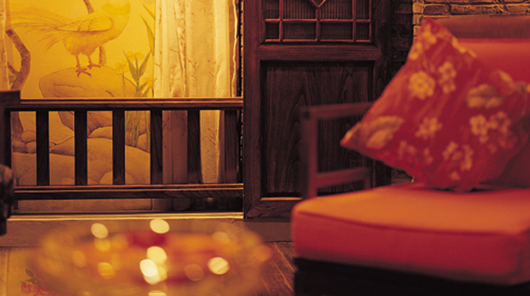 Mandara Spa Relaxation Lounge