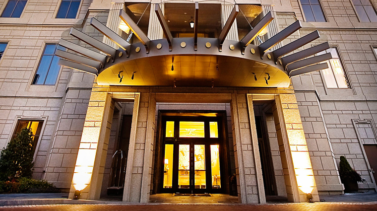 Mandarin Oriental, Atlanta Entrance