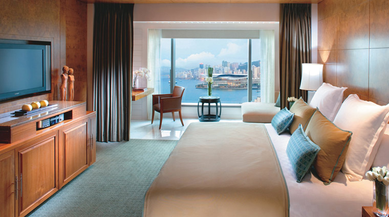 Mandarin Oriental, Hong Kong Harbour Room
