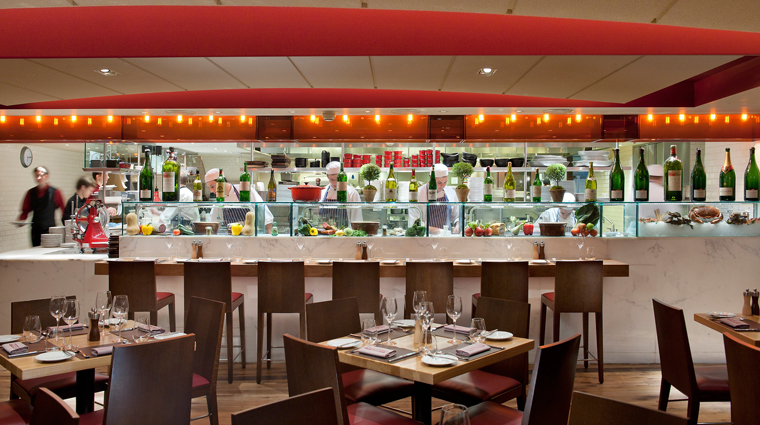 Mandarin Oriental Hyde Park, London Bar Boulud