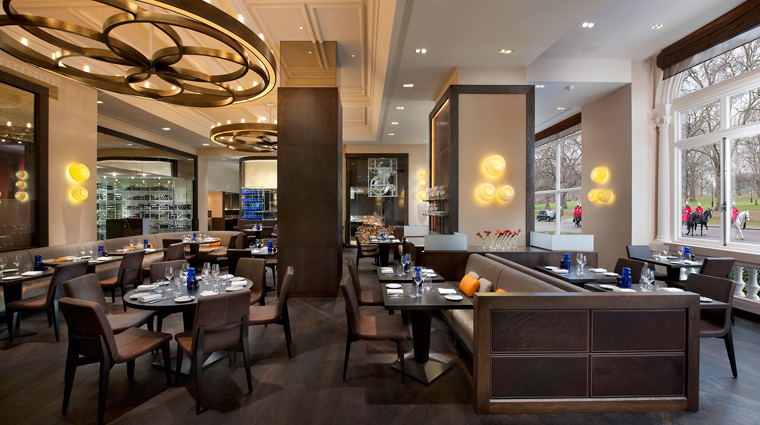 Mandarin Oriental Hyde Park, London Dinner by Heston Blumenthal