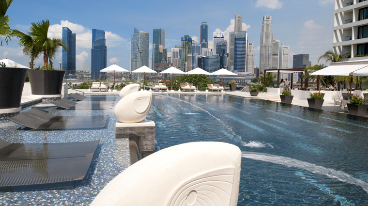 Mandarin Oriental, Singapore Pool
