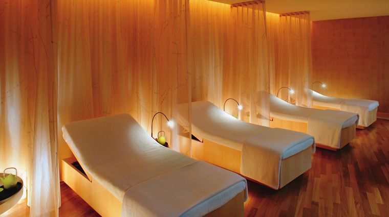 The Spa at Mandarin Oriental, Washington D.C. Relaxation Room