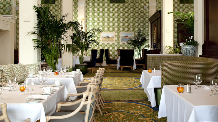 Meritage at the Claremont Dining Room