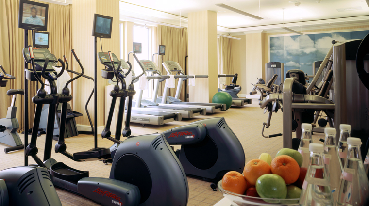 Mokara Hotel & Spa Fitness Center