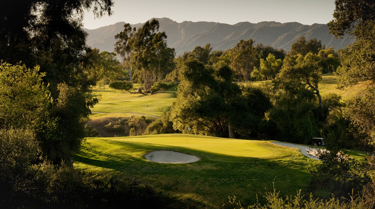 Ojai Valley Inn & Spa Golf Course Hidden Hole