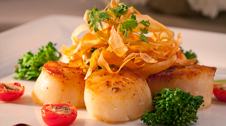 PY Steakhouse Scallops