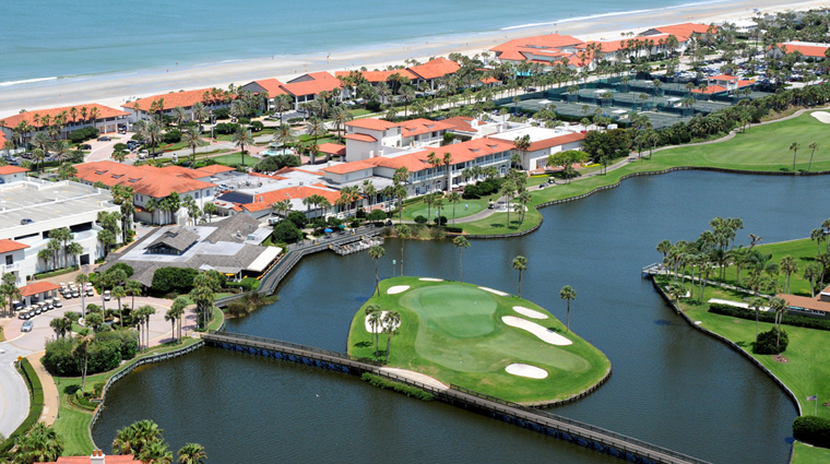 Ponte Vedra Inn & Club Island Hole
