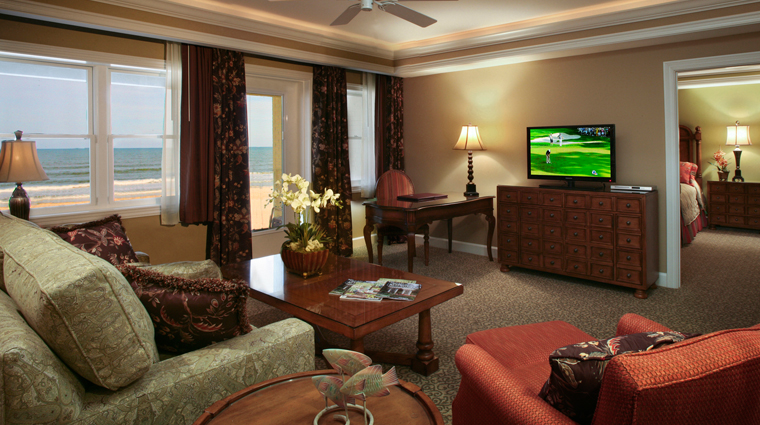 Ponte Vedra Inn & Club Oceanfront Suite