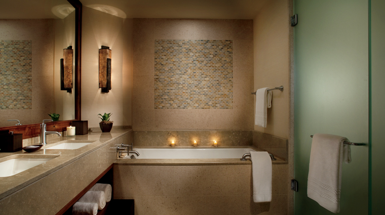 The Spa at The Ritz-Carlton, Dove Mountain Bathroom