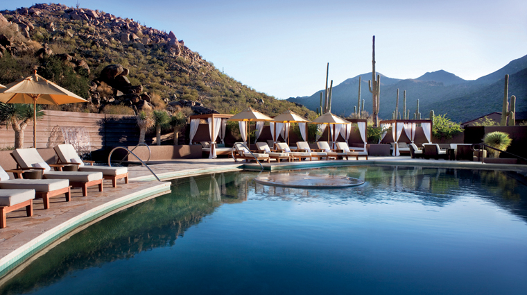 The Spa at The Ritz-Carlton, Dove Mountain Pool