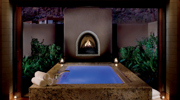 The Spa at The Ritz-Carlton, Dove Mountain Jacuzzi