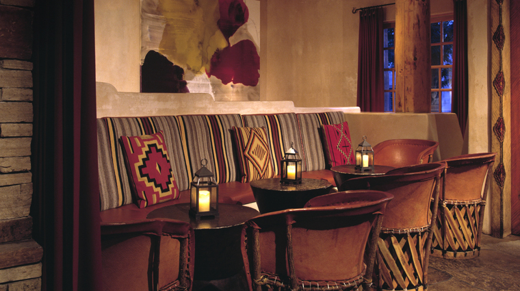 Rosewood Inn of the Anasazi Bar, Santa Fe, New Mexico