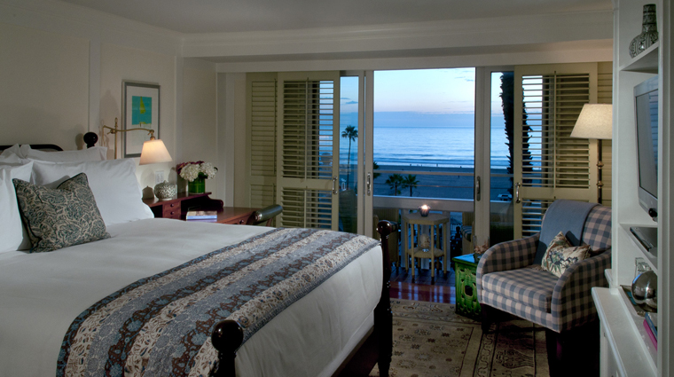 Shutters on the Beach Guestroom Ocean View