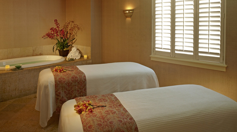 Spa Claremont Couples Treatment Room