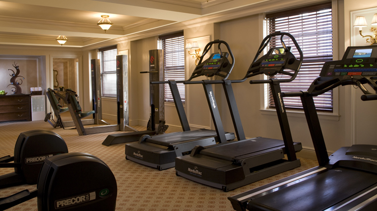 Taj Boston Fitness Center