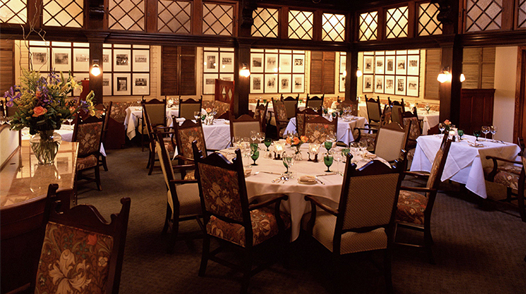 The 1895 Grille at Pinehurst Resort Dining Room