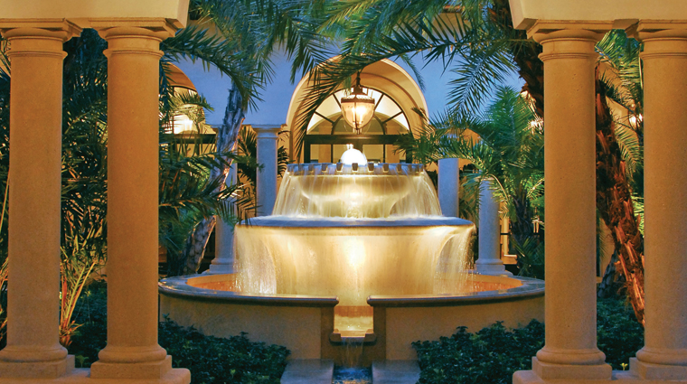 The Spa at Sea Island Fountain