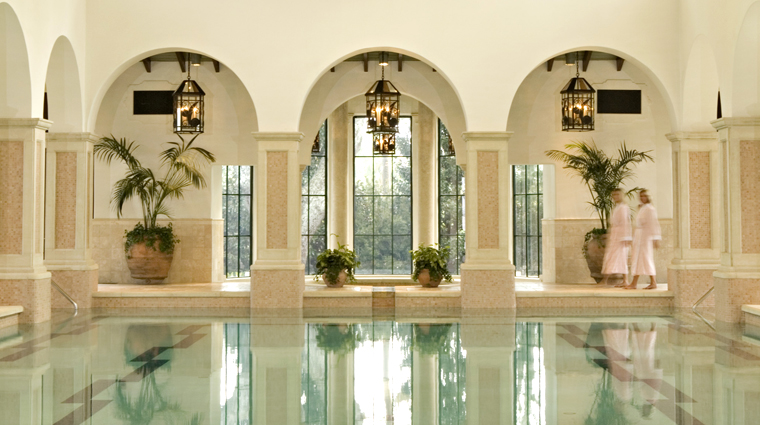 The Spa at Sea Island Natratorium
