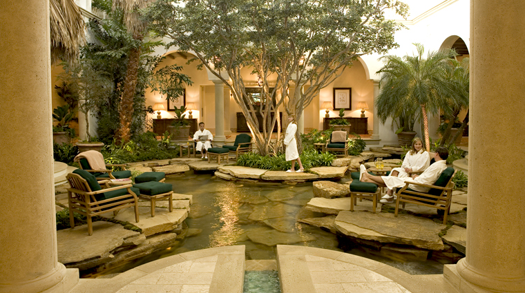 The Spa at Sea Island Garden Atrium