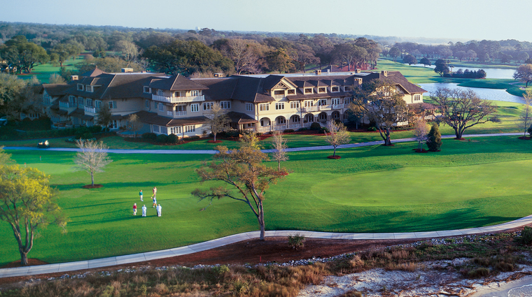 The Cloister Sea Island Golf Course