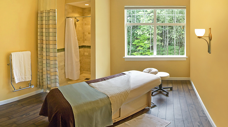 The Essex Resort & Spa, Spa at The Essex Treatment Room