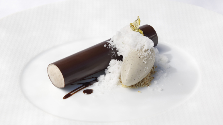 The French Laundry Restaurant Dessert
