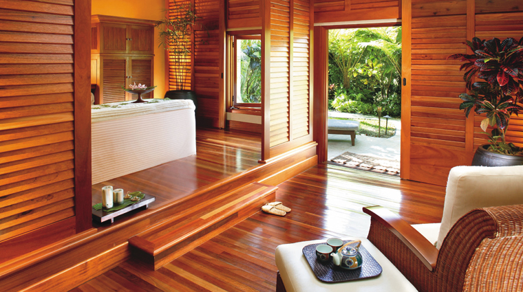 The Kahala Spa Treatment Room
