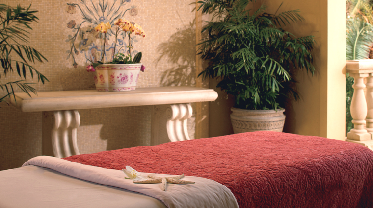 The Members Spa Club, The Ritz-Carlton, Sarasota Treatment Room