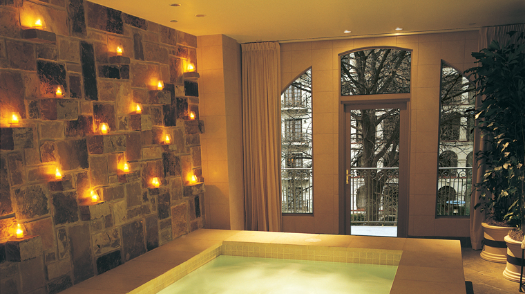 The Mokara Spa Whirlpool