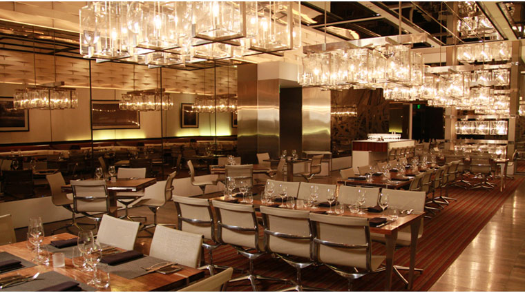 CUT Dining Room in Las Vegas, Nevada