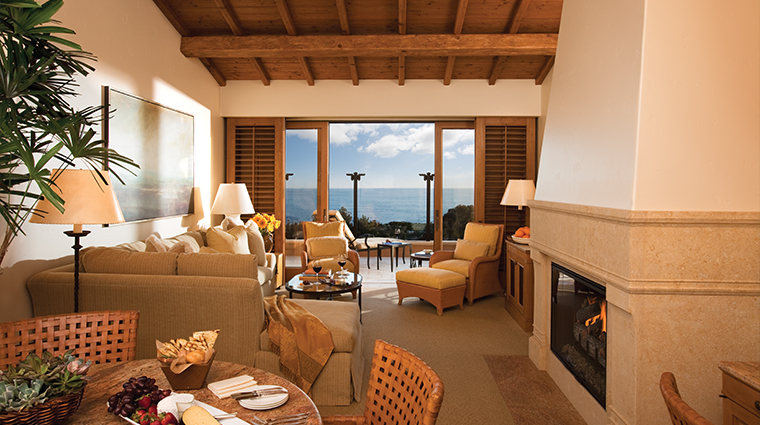 The Resort at Pelican Hill, Bungalow Suites