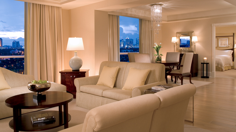 The Ritz-Carlton, Fort Lauderdale Guest Suite