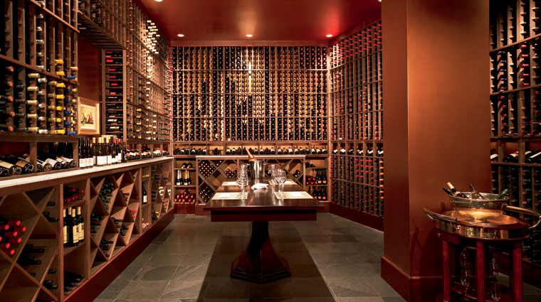 The Ritz-Carlton, Fort Lauderdale The Wine Vault