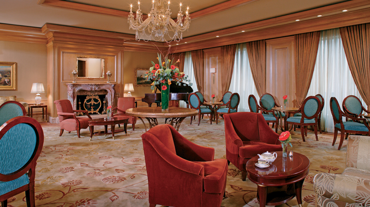 The Ritz-Carlton, Cleveland Lobby Lounge
