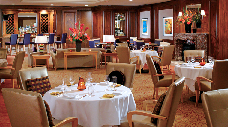 The Ritz-Carlton, Cleveland Muse Dining Room
