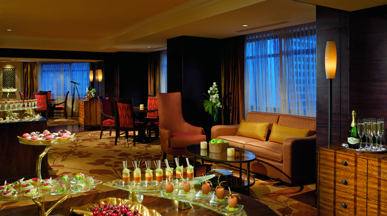 The Ritz-Carlton, Denver's The Club Lounge