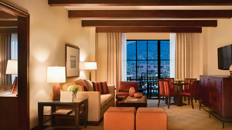 The Ritz-Carlton, Dove Mountain Executive Suite